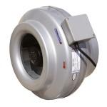 Вентиляторы канальные для круглых каналов ВКК